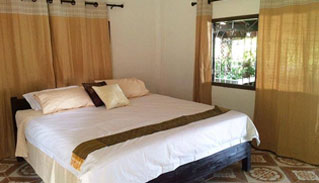 Lao Lake House - Bedroom